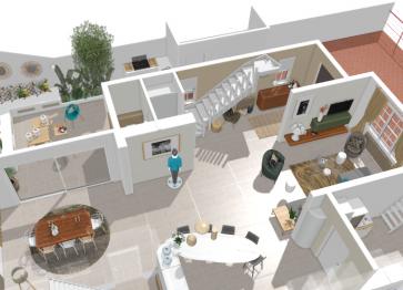 [TUTO DECO] Comment utiliser les logiciels 3D d'architecture intérieure Kozikaza et Homebyme