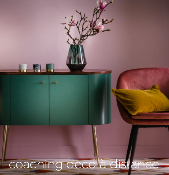 Coaching Déco à distance